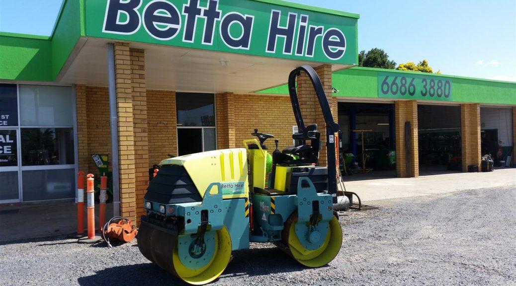 Road-roller-Compactor-driveway-Betta-Hire