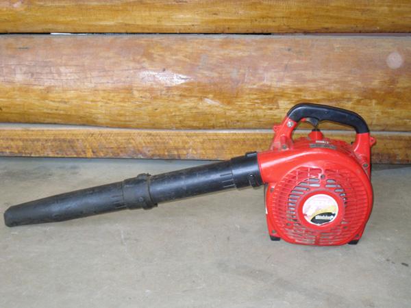 garden leaf blower better hire ballina