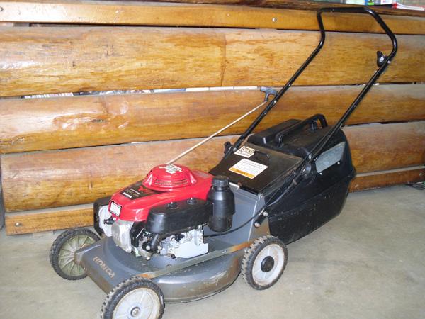 Garden-Mower