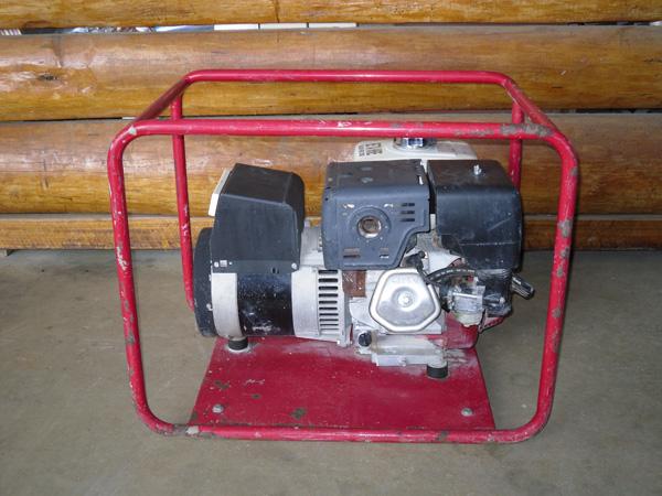 Generator-8000w