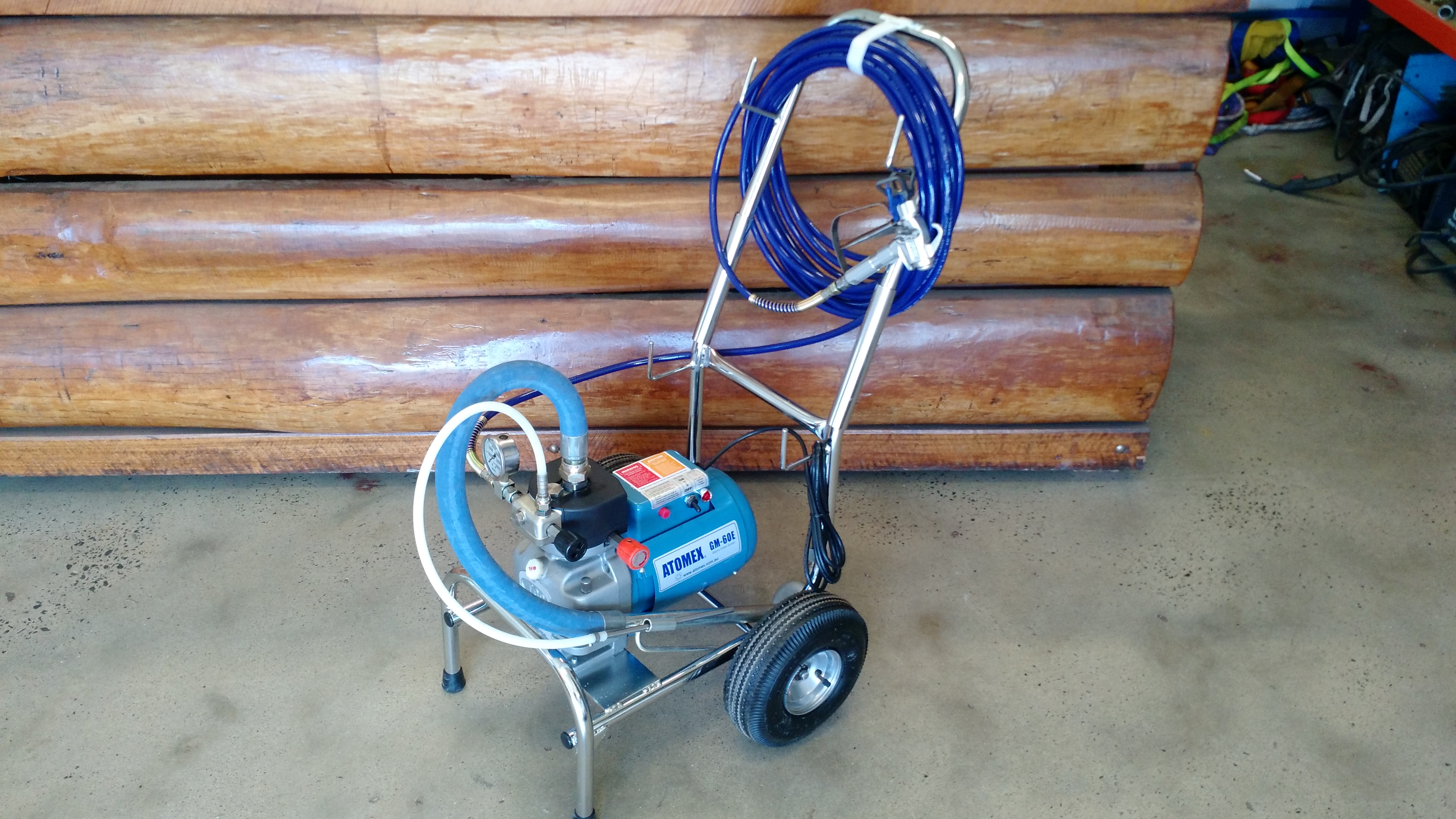 Electric Airless Sprayers Large Better Hire Ballina