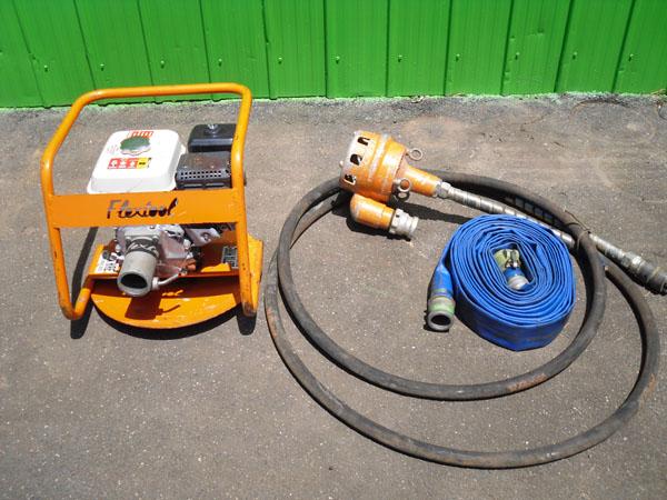 Pumps-Flexdrive
