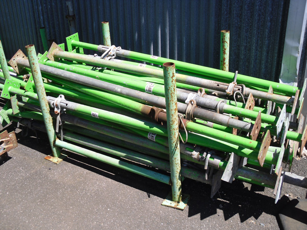 Acrow Props Hire : Materials handling archives better hire ballina