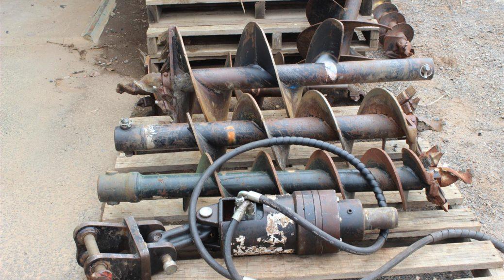 Augers-Kanga-Dingo-Excavator