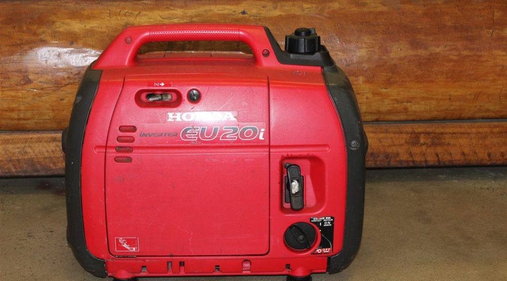Generator-Honda-Inverter-Betta-hire