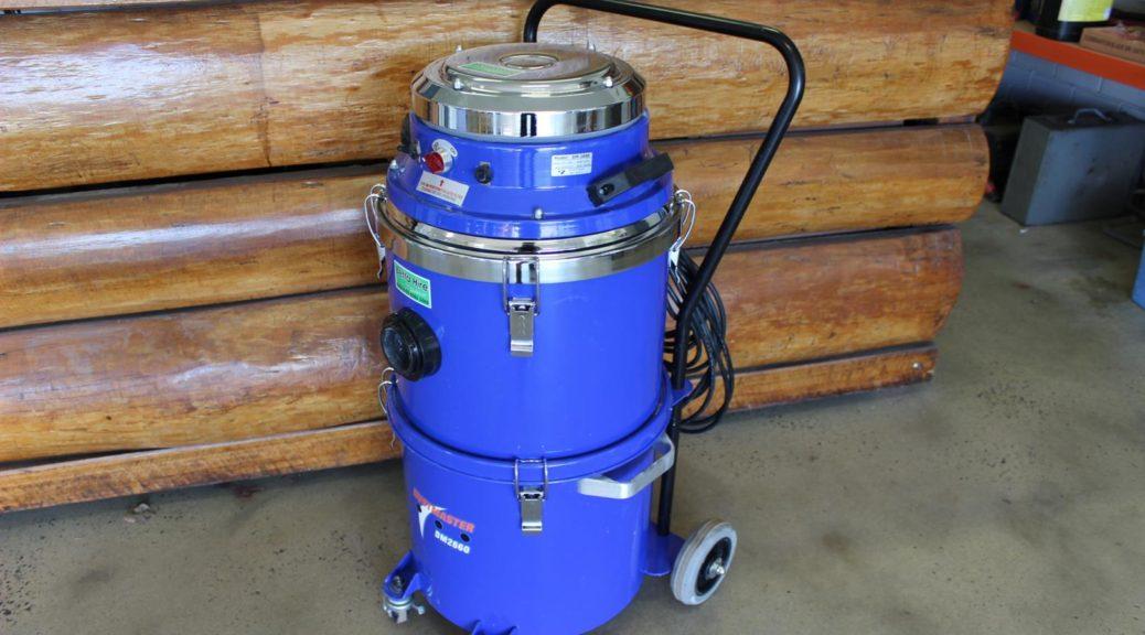 Dust Extractors-Betta-hire