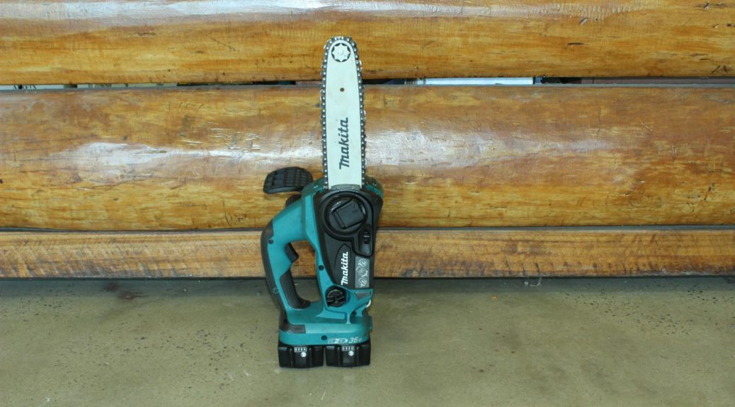 Cordless-electric-Chainsaw