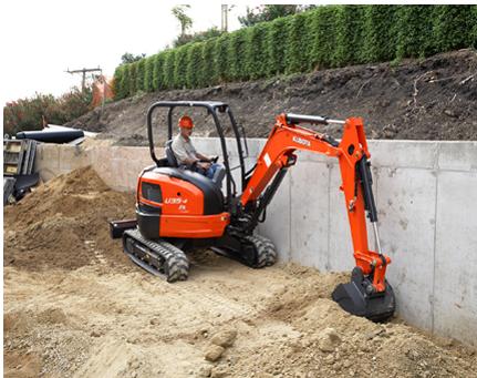 Excavator U35-4