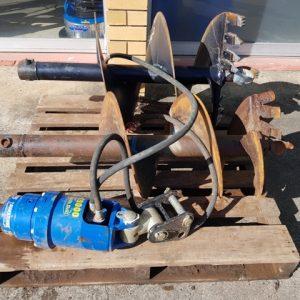 Auger for excavator