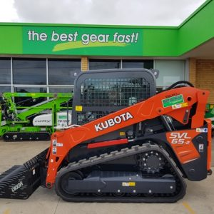 Posi Track Bob Cat Skid steer loader Betta Hire Lismore